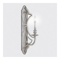 Prussian Neoclassic 1 Light 5 inch Prussian Silver Gray Wall Sconce Wall Light
