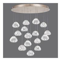 Fine Art Lamps 862840-207ST Natural Inspirations 16 Light 32 inch Gold Pendant Ceiling Light