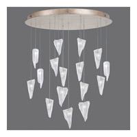 Fine Art Lamps 862840-208ST Natural Inspirations 16 Light 32 inch Gold Pendant Ceiling Light