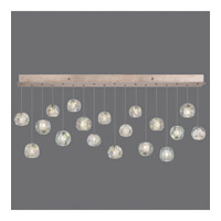 Natural Inspirations 18 Light 54 inch Gold Drop Light Ceiling Light