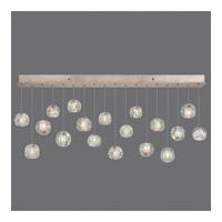 Fine Art Lamps 863040-206ST Natural Inspirations 18 Light 54 inch Gold Drop Light Ceiling Light