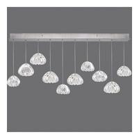 Fine Art Lamps 863240-107ST Natural Inspirations 10 Light 48 inch Silver Pendant Ceiling Light