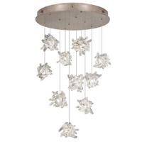 Fine Art Lamps 863540-202ST Natural Inspirations 10 Light 22 inch Gold Pendant Ceiling Light