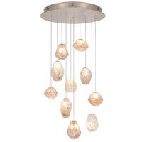 Fine Art Lamps 863540-24ST Natural Inspirations 10 Light 22 inch Gold Drop Light Ceiling Light