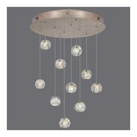 Fine Art Lamps 863540-206ST Natural Inspirations 10 Light 22 inch Gold Drop Light Ceiling Light
