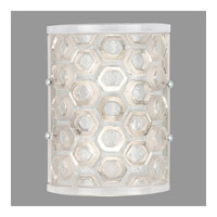 Hexagons 2 Light 7 inch Warm White Wall Sconce Wall Light