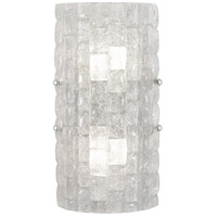 Fine Art Lamps 865250-21ST Constructivism LED 7 inch Silver Wall Sconce Wall Light