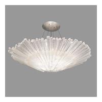 Fine Art Lamps 870240-1ST Diamantina 8 Light 32 inch Silver Pendant Ceiling Light