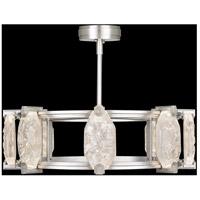 Fine Art Lamps 872840-1ST Allison Paladino LED 30 inch Silver Pendant Ceiling Light