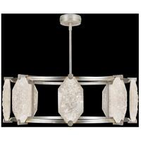 Fine Art Lamps 872840-11ST Allison Paladino LED 42 inch Silver Pendant Ceiling Light