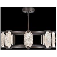 Fine Art Lamps 872840-3ST Allison Paladino LED 30 inch Bronze Pendant Ceiling Light