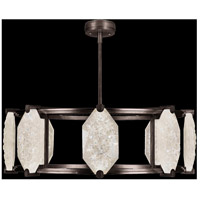 Fine Art Lamps 872840-31ST Allison Paladino LED 42 inch Bronze Pendant Ceiling Light