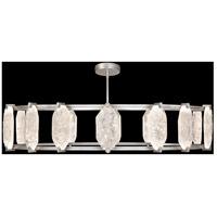 Fine Art Lamps 872940-11ST Allison Paladino LED 60 inch Silver Pendant Ceiling Light