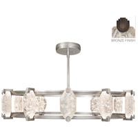 Fine Art Lamps 872940-31ST Allison Paladino LED 60 inch Bronze Pendant Ceiling Light
