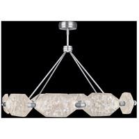 Fine Art Lamps 873040-11ST Allison Paladino LED 47 inch Silver Pendant Ceiling Light