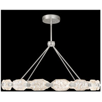 Allison Paladino LED 49 inch Silver Pendant Ceiling Light