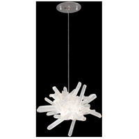 Fine Art Lamps 873840ST Diamantina LED 12 inch Silver Drop Light Ceiling Light