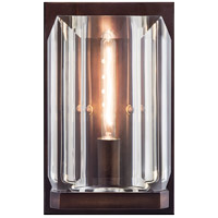 Fine Art Lamps 874950ST Monceau 1 Light 6 inch Bronze ADA Sconce Wall Light