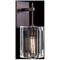 Fine Art Lamps 875050ST Monceau 1 Light 6 inch Bronze Sconce Wall Light