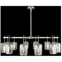 Fine Art Lamps Monceau 12 Light Chandelier in Silver Leaf 875140-1ST