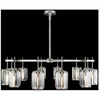 Fine Art Lamps 875140-1ST Monceau 12 Light 53 inch Silver Chandelier Ceiling Light