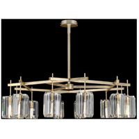 Fine Art Lamps 875140-2ST Monceau 12 Light 53 inch Gold Chandelier Ceiling Light