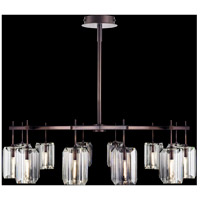 Fine Art Lamps Monceau 12 Light Chandelier in Bronze 875140ST