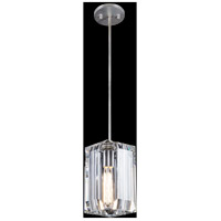 Fine Art Lamps 875440-1ST Monceau 1 Light 6 inch Silver Drop Light Ceiling Light