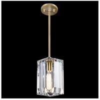 Fine Art Lamps 875440-2ST Monceau 1 Light 6 inch Gold Drop Light Ceiling Light