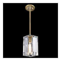 Monceau 1 Light 6 inch Gold Leaf Drop Light Ceiling Light