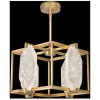 Fine Art Lamps 875540-21ST Allison Paladino LED 21 inch Gold Pendant Ceiling Light