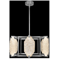 Fine Art Lamps Allison Paladino 12 Light Pendant in Silver Leaf 875640-11ST