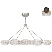 Fine Art Lamps 875940-31ST Allison Paladino LED 65 inch Bronze Pendant Ceiling Light