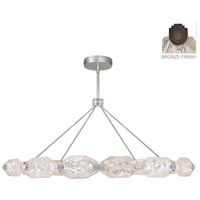 Fine Art Lamps 876140-31ST Allison Paladino LED 56 inch Bronze Pendant Ceiling Light