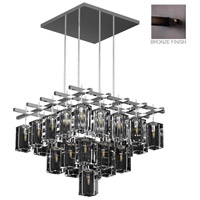 Monceau 40 Light 62 inch Bronze Chandelier Ceiling Light