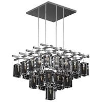 Monceau 25 Light 40 inch Silver Chandelier Ceiling Light