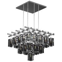 Fine Art Lamps 877540-1ST Monceau 25 Light 40 inch Silver Chandelier Ceiling Light