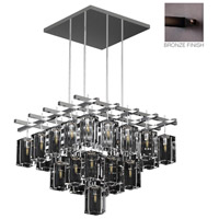 Monceau 25 Light 40 inch Bronze Chandelier Ceiling Light