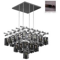 Fine Art Lamps 877540ST Monceau 25 Light 40 inch Patinated Bronze Pendant Ceiling Light