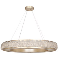Fine Art Lamps 878040-1ST Arctic Halo 16 Light 38 inch Gold Pendant Ceiling Light