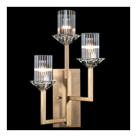 Neuilly 3 Light 12 inch Gold Wall Sconce Wall Light