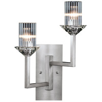 Fine Art Lamps 878750-1ST Neuilly 2 Light 11 inch Silver Wall Sconce Wall Light
