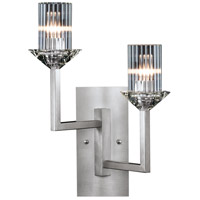 Fine Art Lamps 878850-1ST Neuilly 2 Light 11 inch Silver Wall Sconce Wall Light