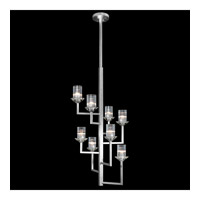 Fine Art Lamps 879340-1ST Neuilly 8 Light 20 inch Silver Pendant Ceiling Light