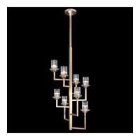 Fine Art Lamps 879340-2ST Neuilly 8 Light 20 inch Gold Chandelier Ceiling Light