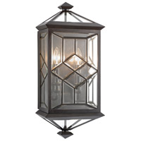 Fine Art Lamps 880781ST Oxfordshire 2 Light 24 inch Bronze Outdoor Sconce