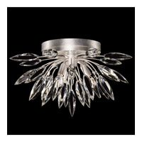 Lily Buds 3 Light 19 inch Gold Flush Mount Ceiling Light