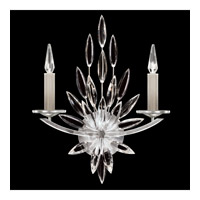 Lily Buds 2 Light 17 inch Gold Sconce Wall Light