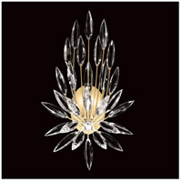 Fine Art Lamps 881850-1ST Lily Buds 1 Light 12 inch Gold Sconce Wall Light