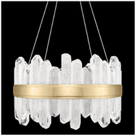 Fine Art Lamps Gold Lior Pendants